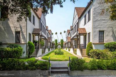 Pasadena Condo/Townhouse For Sale: 85 North Catalina Avenue