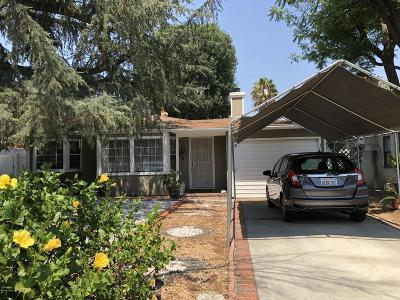 Woodland Hills Single Family Home For Sale: 22447 Clarendon Street