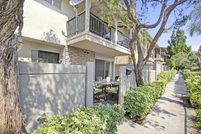 Pasadena Condo/Townhouse For Sale: 2466 East Mountain Street #49