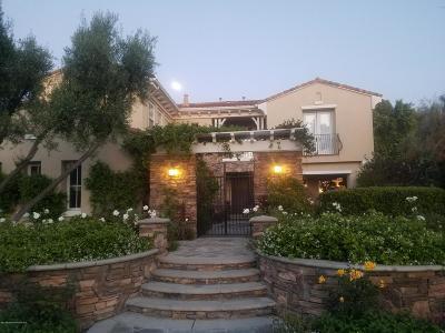 Westlake Village Single Family Home For Sale: 2722 Rainfield Avenue