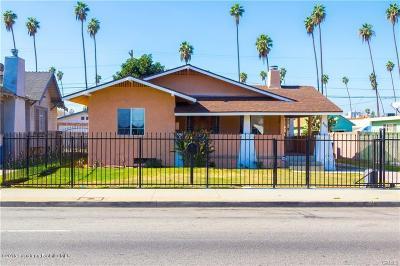 Single Family Home For Sale: 4169 Arlington Ave