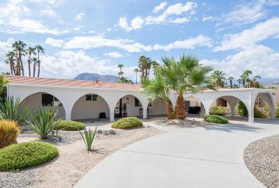 Rancho Mirage Single Family Home For Sale: 70081 Cobb Road