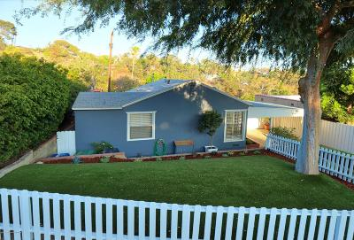 Los Angeles Single Family Home For Sale: 4268 Trent Way