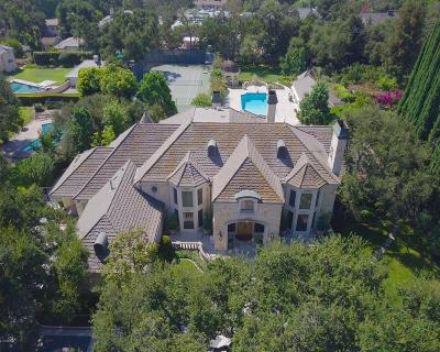 Los Angeles County Single Family Home For Sale: 210 West Orange Grove Avenue