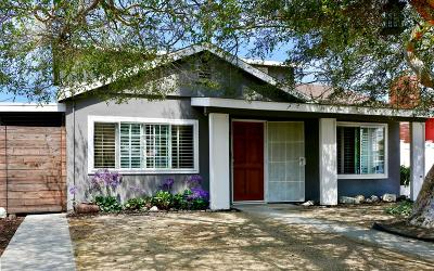 Culver City Single Family Home For Sale: 12129 Allin Street