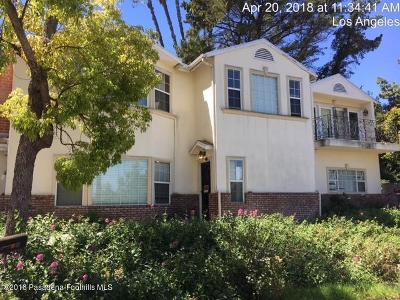 Los Angeles County Single Family Home For Sale: 3350 Coy Drive