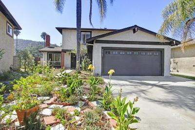 Sunland Single Family Home For Sale: 10321 Farmington Avenue