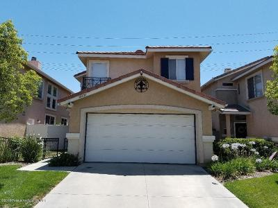 Castaic Single Family Home For Sale: 30426 Daisy Court