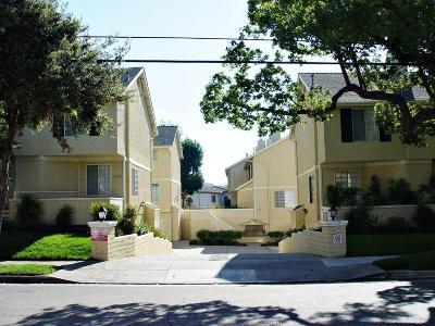 Pasadena Condo/Townhouse For Sale: 260 North Mar Vista Avenue #2