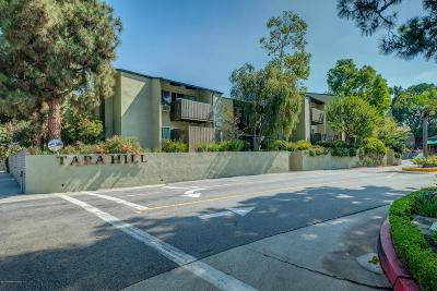 Los Angeles County Condo/Townhouse For Sale: 4826 Hollow Corner Road #281