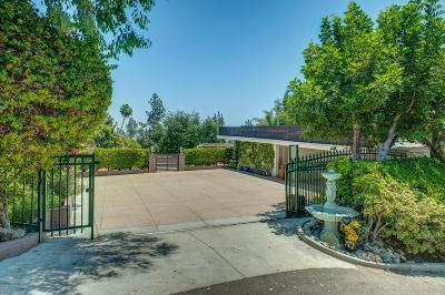 Pasadena Single Family Home For Sale: 3340 Calvert Road