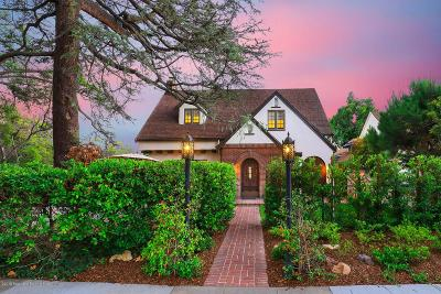 Pasadena Single Family Home For Sale: 884 Old Mill Road