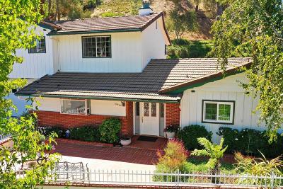 Sunland Single Family Home For Sale: 10460 Ditson Street