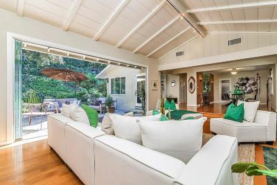 Pasadena Single Family Home For Sale: 1010 Laguna Road Road