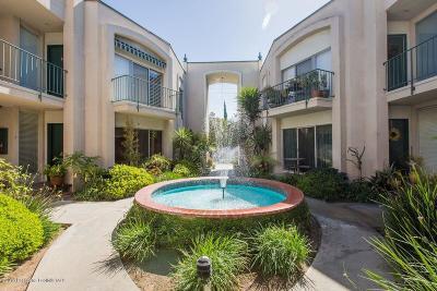 Pasadena Condo/Townhouse For Sale: 837 Magnolia Avenue #5