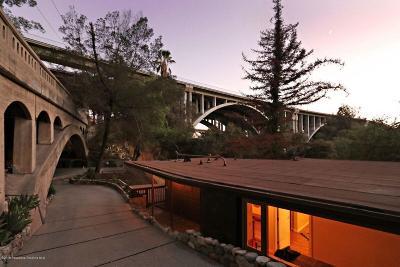 Pasadena Single Family Home For Sale: 65 North Arroyo Boulevard