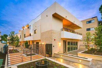 Pasadena Condo/Townhouse For Sale: 2428 East Del Mar Boulevard #101
