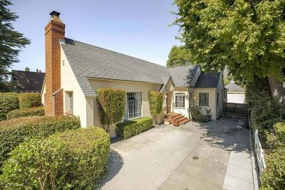 Pasadena Single Family Home For Sale: 2239 Paloma Street