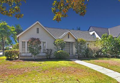 Pasadena Single Family Home For Sale: 1864 Rose Villa Street