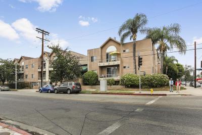 Tarzana Condo/Townhouse For Sale: 5620 Yolanda Avenue #114