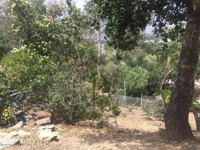 Sunland Residential Lots & Land For Sale: 8455 McGroarty Street
