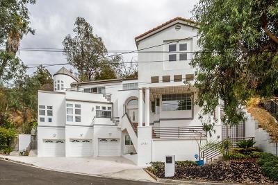 Eagle Rock Single Family Home For Sale: 2101 Estes Road