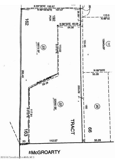 Sunland Residential Lots & Land For Sale: McGroarty