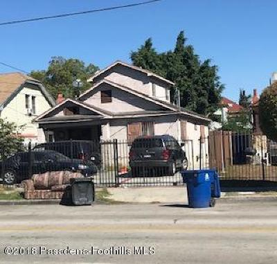 Single Family Home For Sale: 629 East 23rd Street
