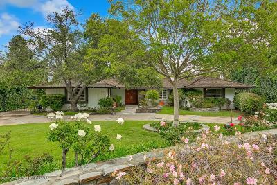 San Marino Single Family Home For Sale: 1680 Oak Grove Avenue