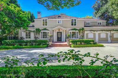 San Marino Single Family Home For Sale: 765 Canterbury Road
