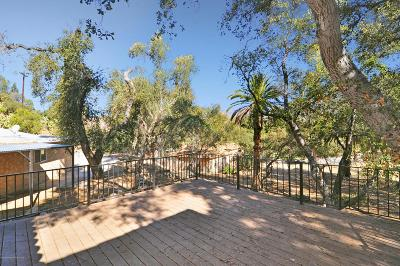 Tujunga Single Family Home Active Under Contract: 7572 McGroarty Terrace