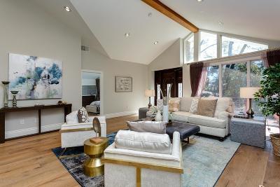 La Canada Flintridge Single Family Home For Sale: 4653 Alveo Road