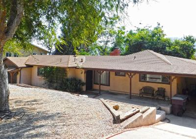 Glendale Single Family Home For Sale: 3926 Vista Court