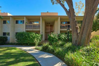 Condo/Townhouse For Sale: 4734 Park Granada #237
