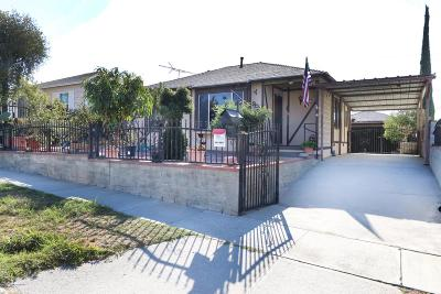 Los Angeles County Single Family Home For Sale: 304 East Andrix Street
