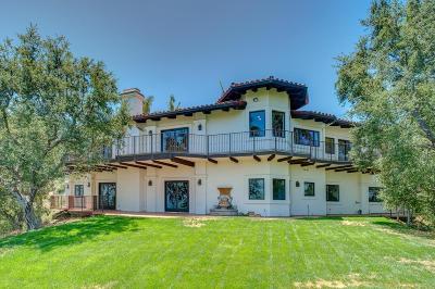 La Canada Flintridge Single Family Home For Sale: 211 Inverness Drive