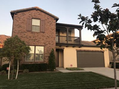 Azusa Single Family Home For Sale: 1330 North Vosburg Drive