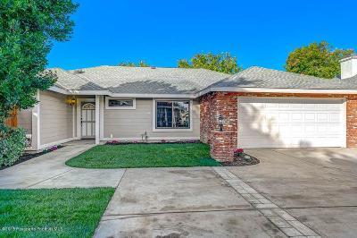 Monrovia Single Family Home For Sale: 421 South Mayflower Avenue