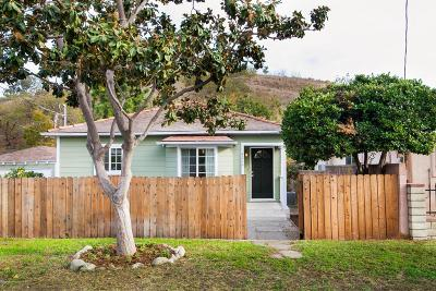 Los Angeles Single Family Home For Sale: 4210 Guardia Avenue
