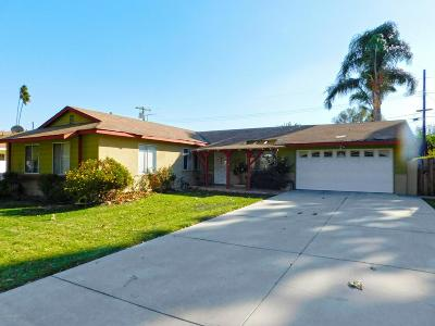 West Hills Single Family Home For Sale: 22912 Lanark Street