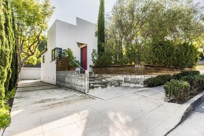 Los Angeles County Single Family Home For Sale: 654 Hill Street