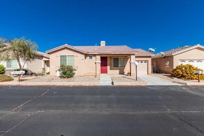 Desert Hot Springs Single Family Home For Sale: 65565 Acoma Avenue #95