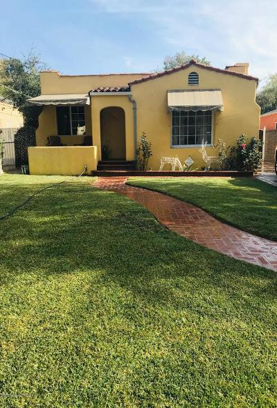 Pasadena Single Family Home For Sale: 1724 Newport Avenue