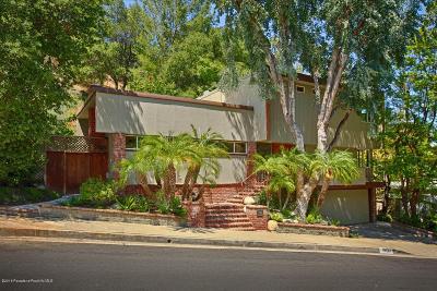 Encino Single Family Home For Sale: 16987 Escalon Drive