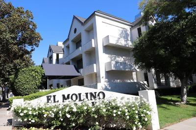 Pasadena Condo/Townhouse For Sale: 300 North El Molino Avenue #120