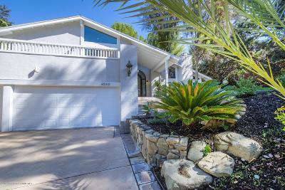 Woodland Hills Single Family Home For Sale: 4610 Winnetka Avenue