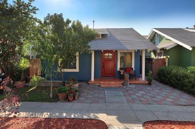 Single Family Home For Sale: 1390 North Serrano Avenue