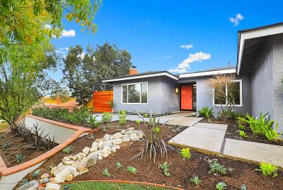 Newhall Single Family Home Active Under Contract: 24540 Breckenridge Place