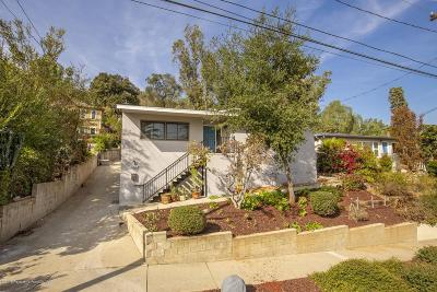 South Pasadena Single Family Home For Sale: 835 Rollin Street