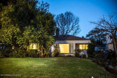 Sherman Oaks Single Family Home Sold: 14673 Valley Vista Boulevard